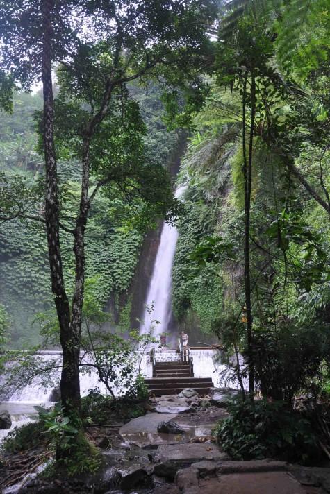 Tanah Barak — a piston punishing the Earth. Photo taken in or around Waterfalls around Munduk, Munduk, Indonesia by Stuart McDonald.