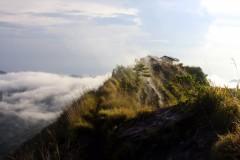 Climbing Gunung Batur