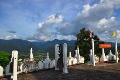 Wat Phrathat Doi Kong Mu, Wat Muay Thor & Wat Kam Kor