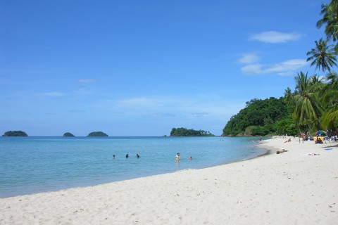 Lonely Beach and Bailan Bay