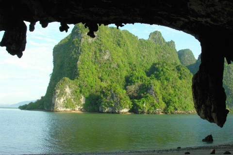 Ao Phang Nga National Marine Park