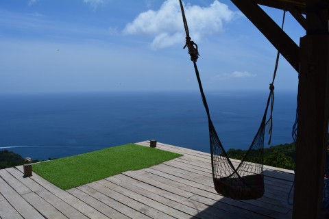 Chill at Skyview. Photo taken in or around Viewpoints on Ko Tao, Ko Tao, Thailand by Stuart McDonald.