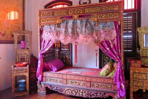 Within Pinang Peranakan Mansion. Photo taken in or around How long should you spend on Penang?, Penang, Malaysia by Sally Arnold.