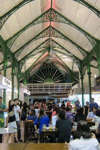 Lau Pa Sat hawker centre