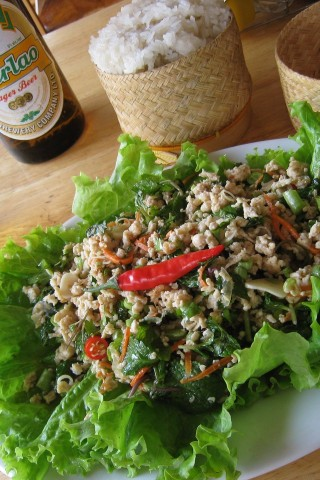 An overview of Luang Prabang's food scene