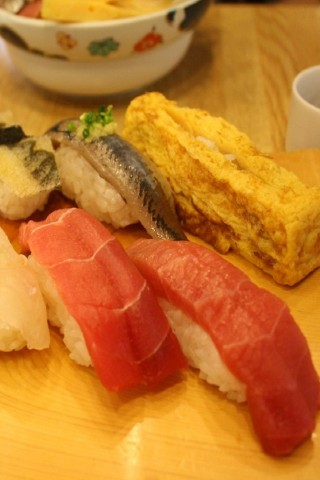 Sushi for every budget in Singapore