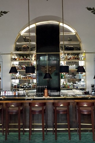 Elephant Bar at Raffles Hotel Le Royal