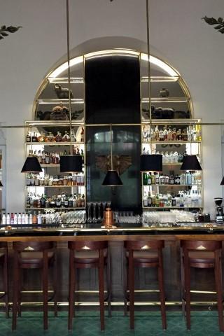 Elephant Bar at Raffles Hotel Le Royal