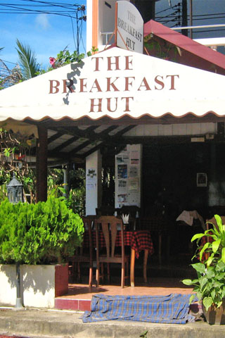 The Breakfast Hut