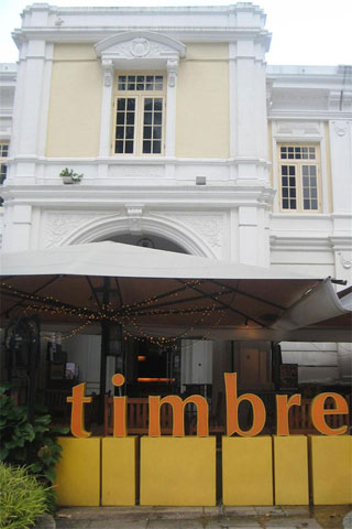 Photo of Timbre