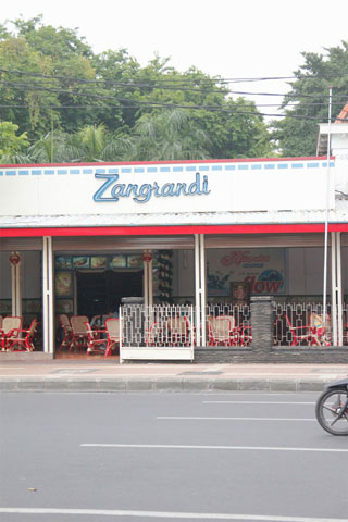 Zangrandi Ice Cream Palace