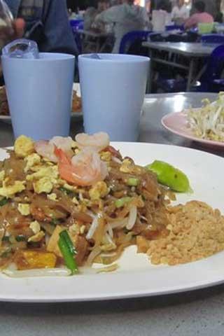 Late night eats in Chiang Mai