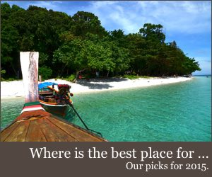 Where is the best place in Southeast Asia for ...