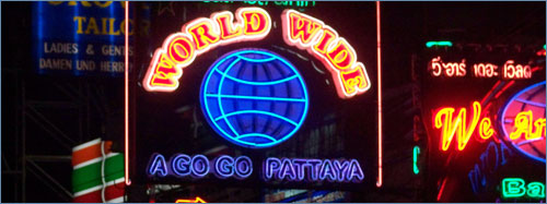 World Wide A Go Go Pattaya