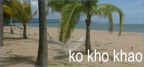 Ko Kho Khao