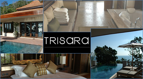 Trisara Resort, Naithon Beach, Phuket