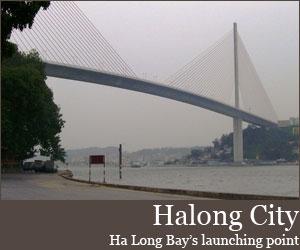 Halong City travel guide. Travelfish.org