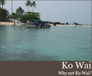 Ko Wai travel guide. Travelfish.org
