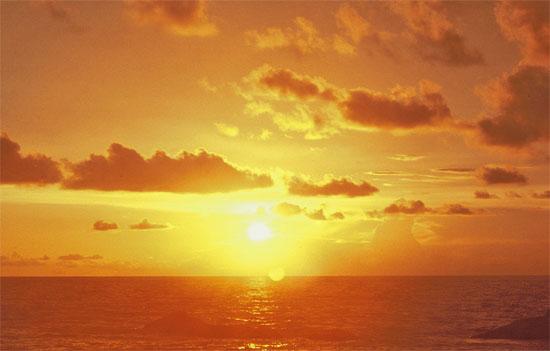 Just another Ko Phra Thong sunset
