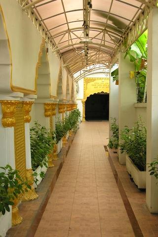 Sikh temple - Sri Guru Singh Sabah