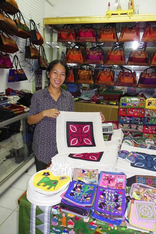 What to buy at Vientiane's Talaat Sao (Morning Market)