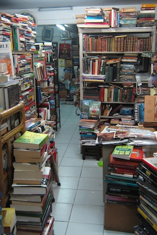 English-language bookstores