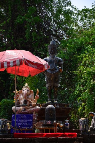 San Phra Isuan (Shiva Shrine)