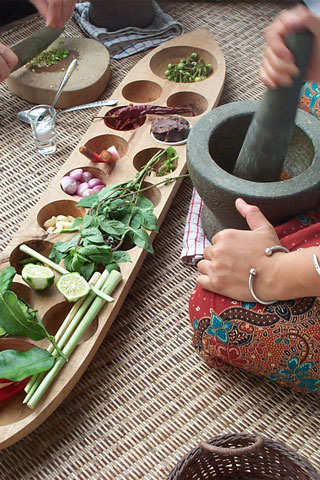 Thai cooking classes