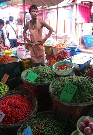 Bang Kapi wet market