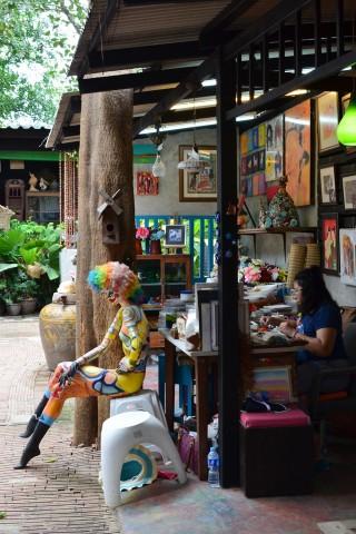 Hua Hin Art Village (Baan Sillapin)