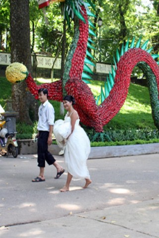 Weddings in Hanoi: Before the day