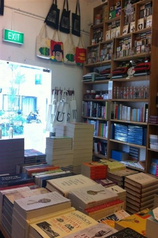 Singapore's best independent bookstores