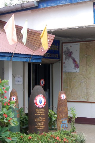 UXO Lao Visitor Centre