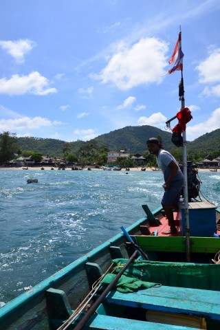 Where to go snorkelling on Ko Tao