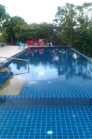 Best day guest pools on Ko Pha Ngan