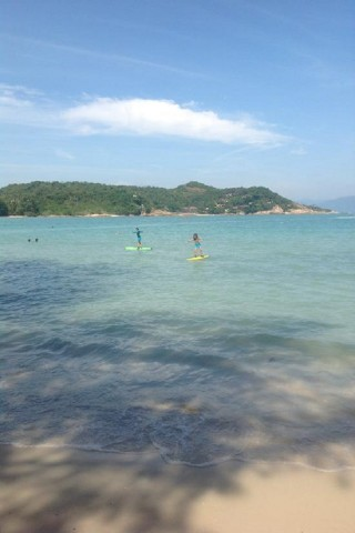 Above-water water sports, Ko Samui