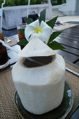 Making the most of Ko Samui's coconuts