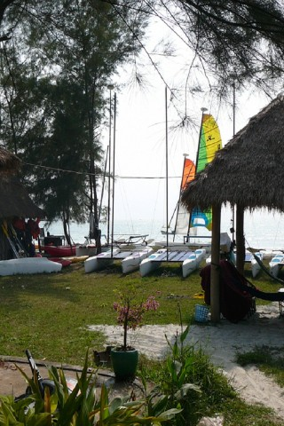 Sailing and water sports in Sihanoukville
