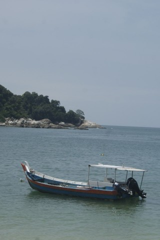 Water sports on Pangkor