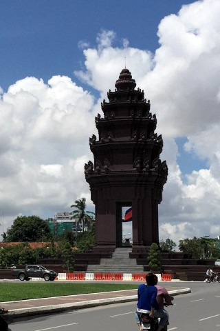 Photo of Independence Monument
