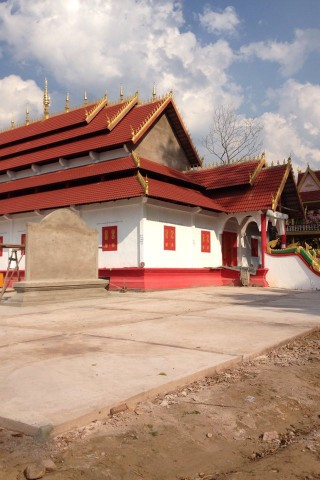 Photo of Xieng Tung Stupa