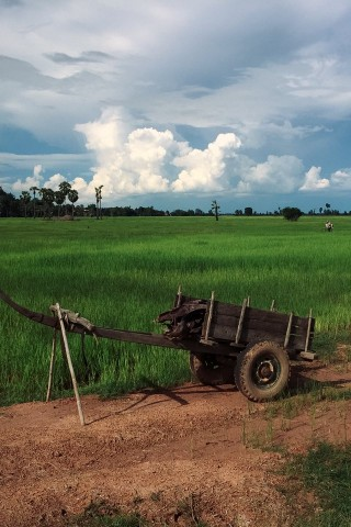Photo of Cycling around Kompong Thom
