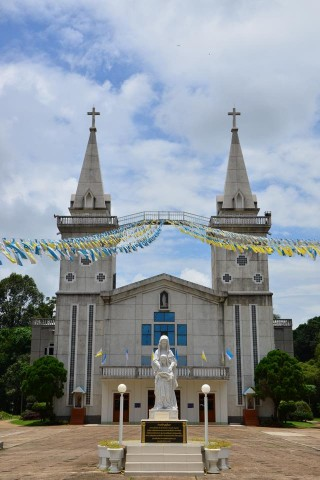 St Anna's Church Nong Saeng