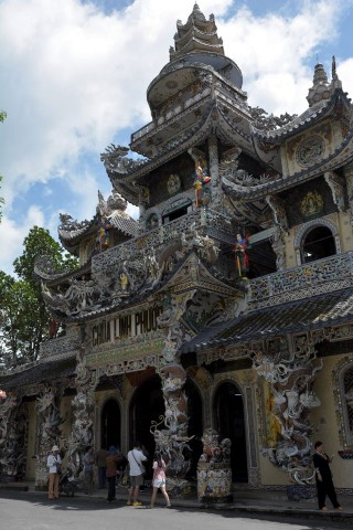 Photo of Linh Phuoc Pagoda