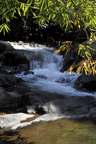 Photo of Tad Leuang Waterfall