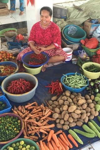 Photo of Markets in Bima