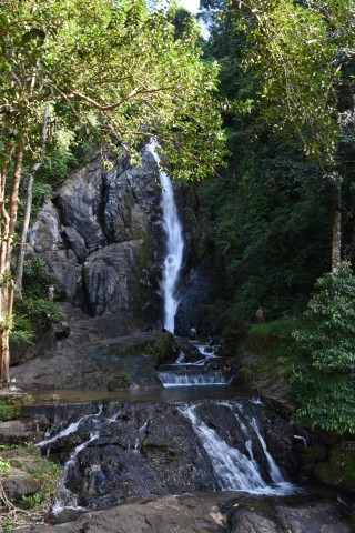 Punyaban Waterfall