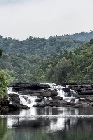 Tatai River and Waterfall