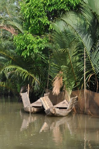 Boat trips from Ben Tre