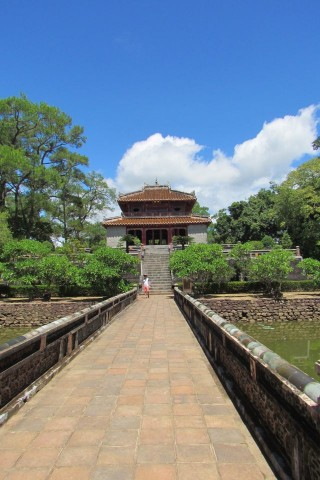 Tombs around Hue
